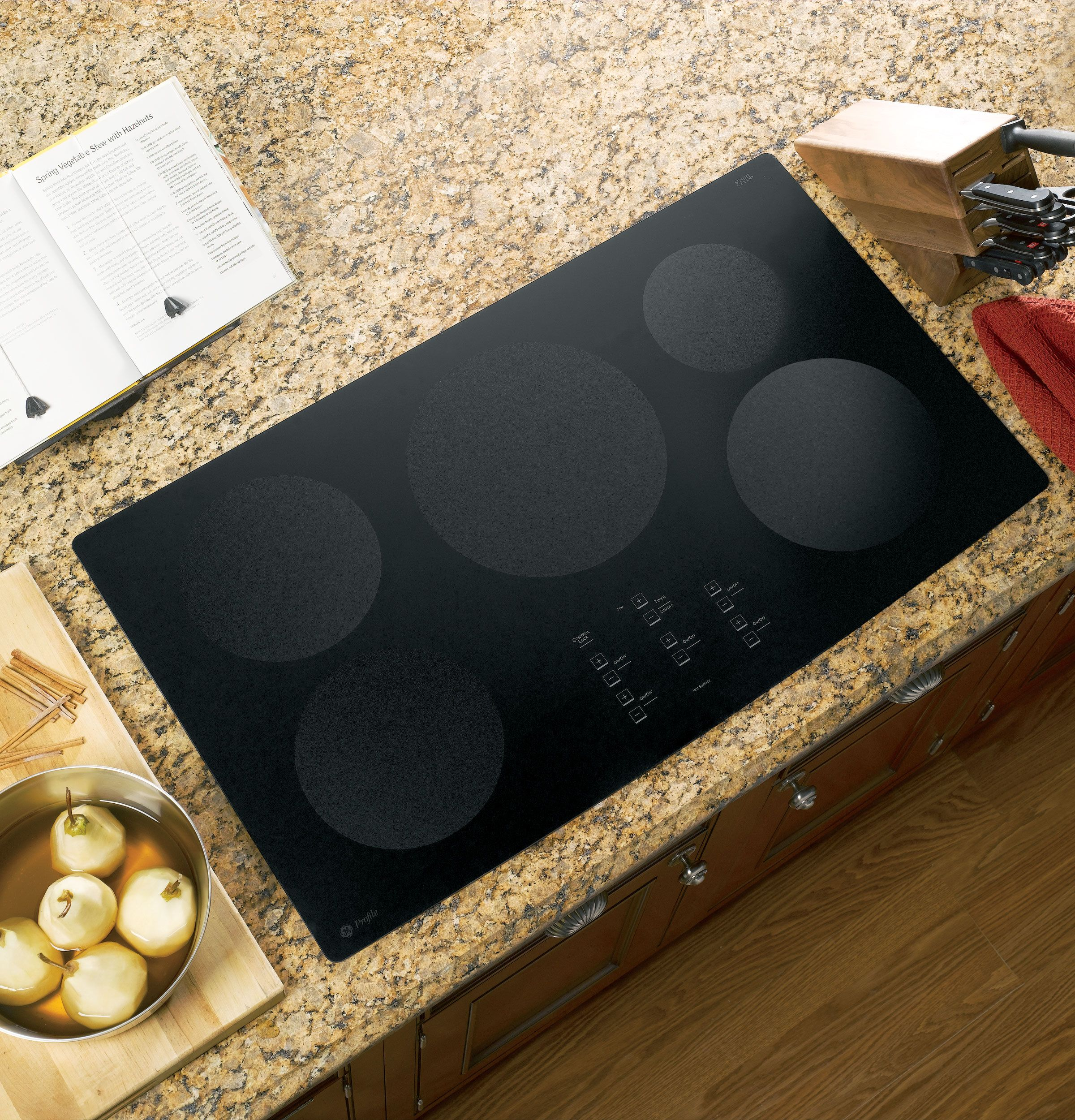 Php960dmbb Ge Profile Series 36 Electric Induction Cooktop