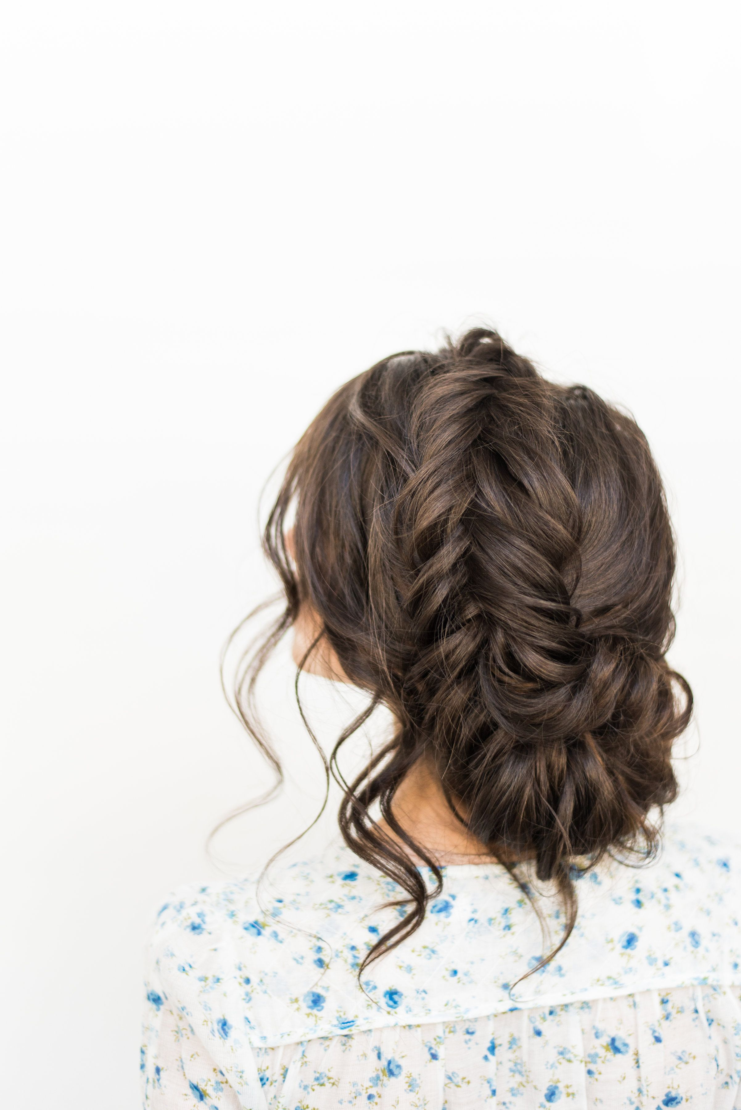 Pin by LENA on hair | Pinterest | Fishtail plaits, Fishtail and Dutch