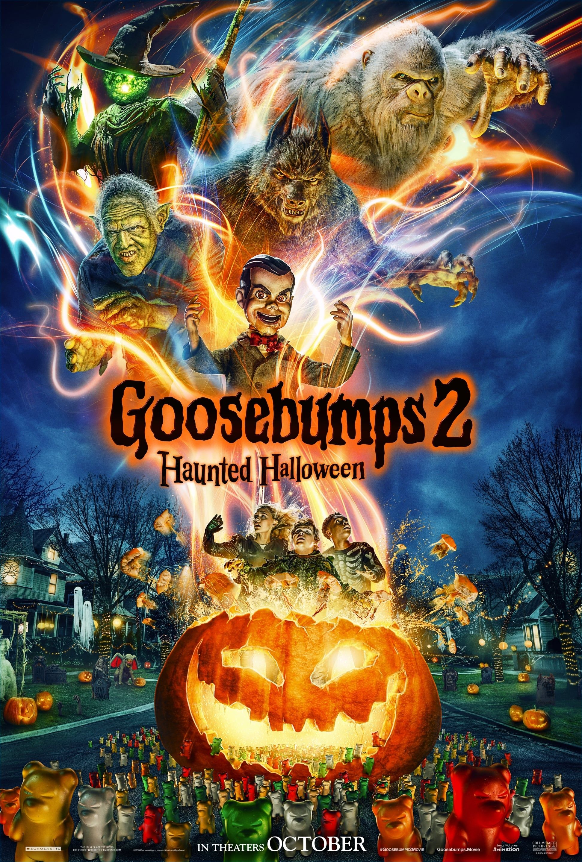 [NEDZ\!! Goosebumps 2 Haunted Halloween « Teljes Film HD