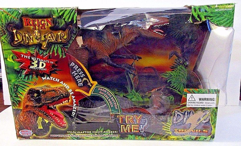 WowWee Reign of the Dinosaur Remote Control TRex Dinosaur