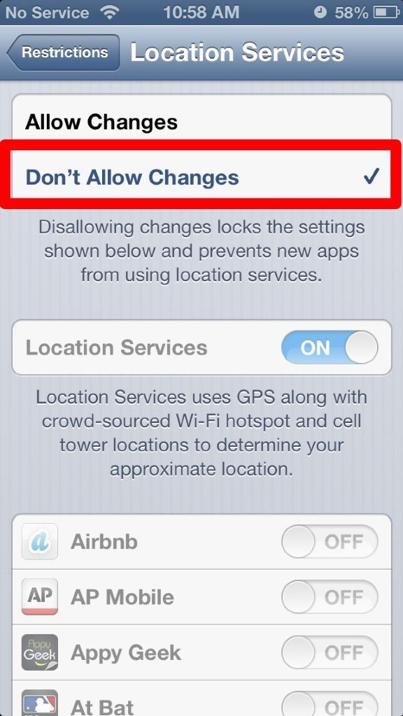 How to Secure iPhone So GPS Can't Be Shut Off if Stolen