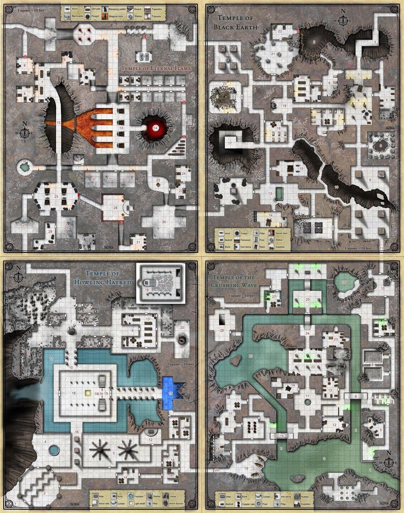 Dnd Map Maker