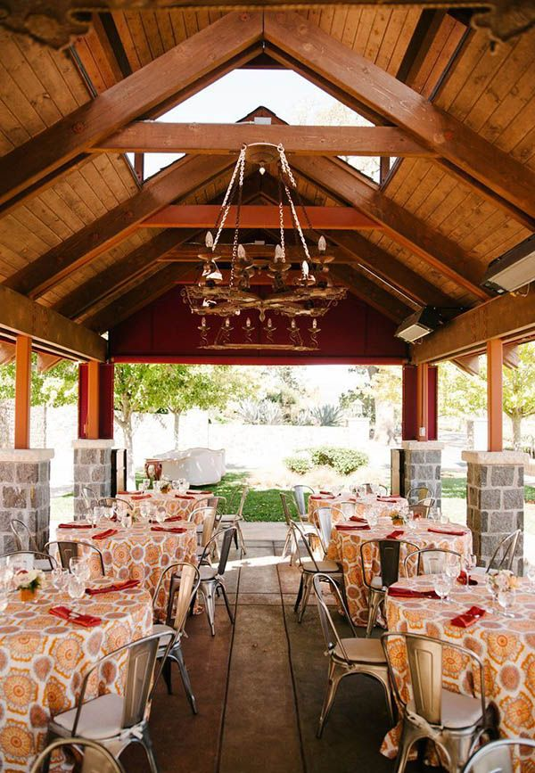 Rustic Wine Country Wedding with Industrial Modern Styling | Carmen ...