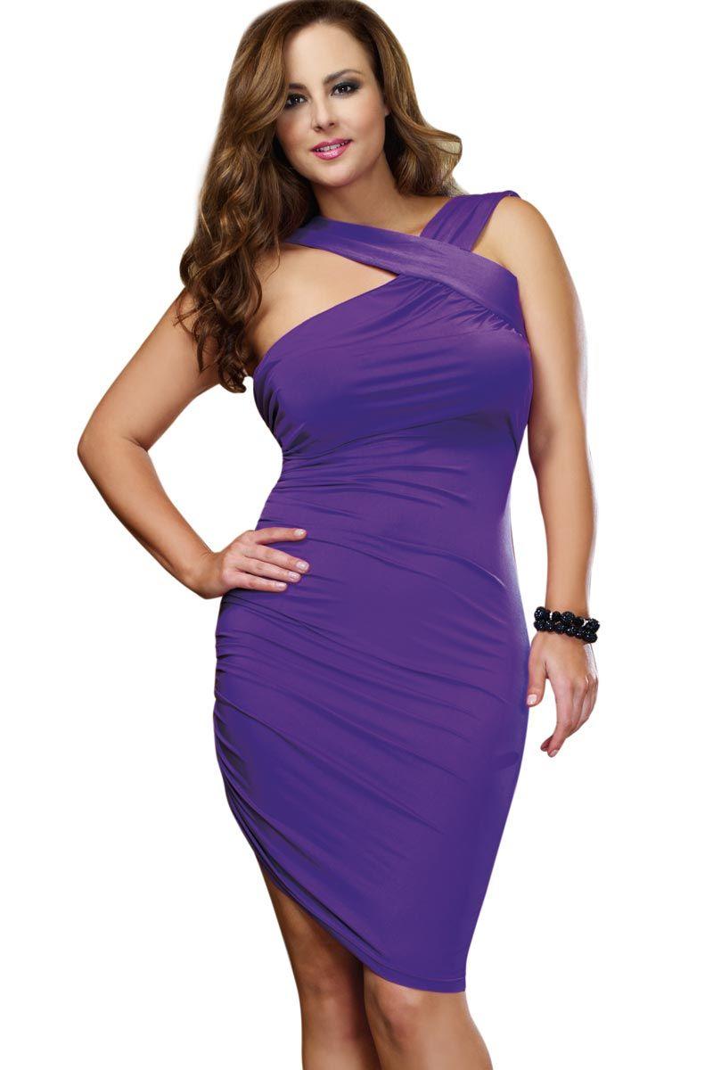 Plus Size Hypnotic Microfiber Dress   Just my size...   Pinterest
