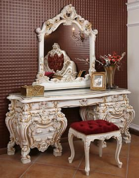 Charmant Dresser With Mirror And Chair   Google Search
