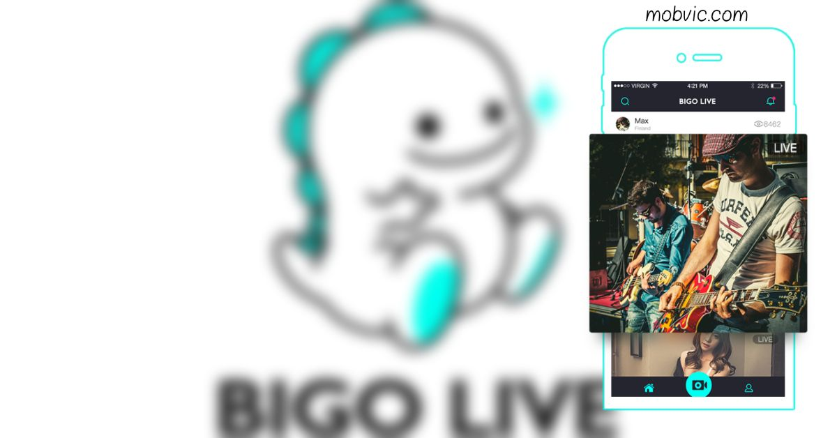 تحميل تطبيق بيقو تي في Bigo Tv للاندرويد والايفون والكمبيوتر Mp3 Player Electronic Products App