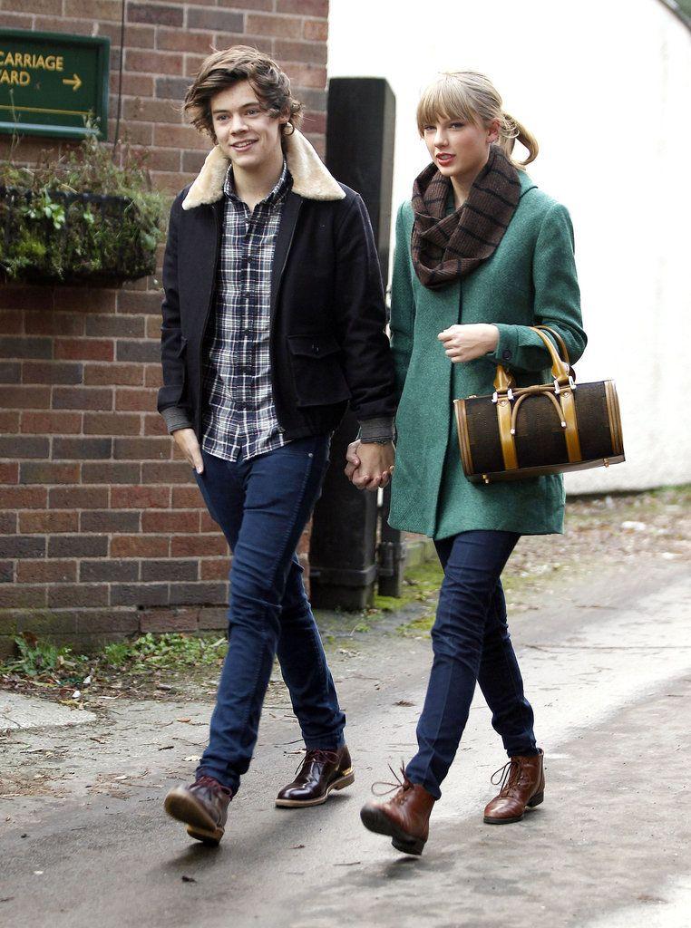 Er Taylor Swift dating Harry fra en retning