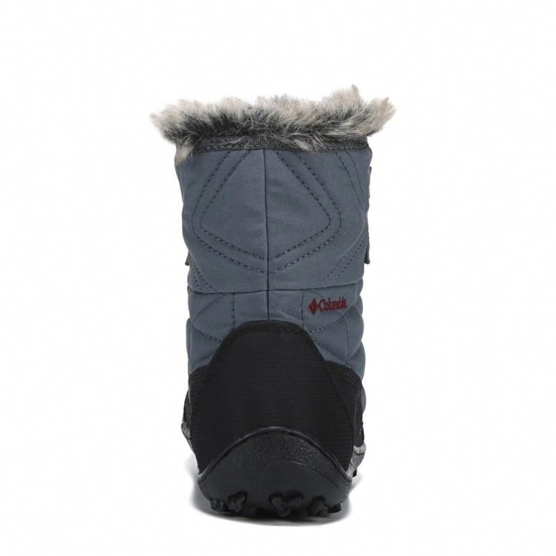 0d20b912048e58 Columbia Women s Minx Shorty 3 Omni-Heat Waterproof Winter Boots (Graphite)   womenswinterboots