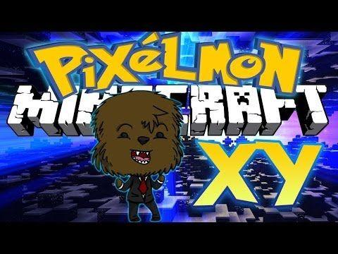 Pokemon X And Y Minecraft Pixelmon Minigame W Bajancanadian
