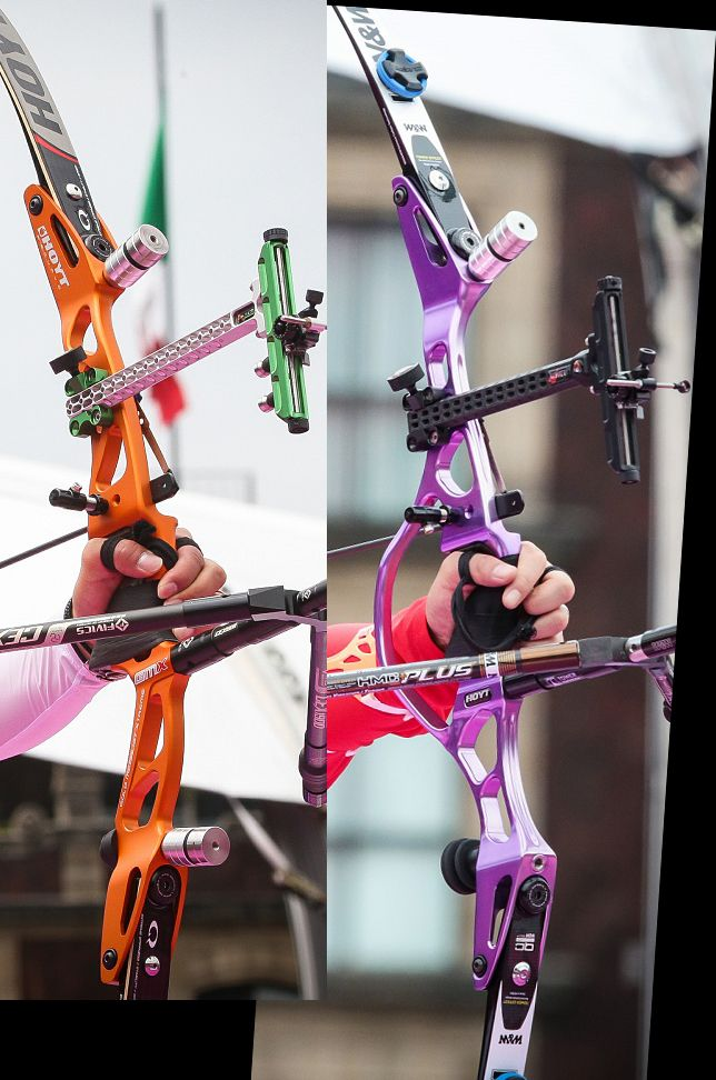 Hoyt GMX vs GPX | Archery | Bow hunting, Archery, Recurve bows