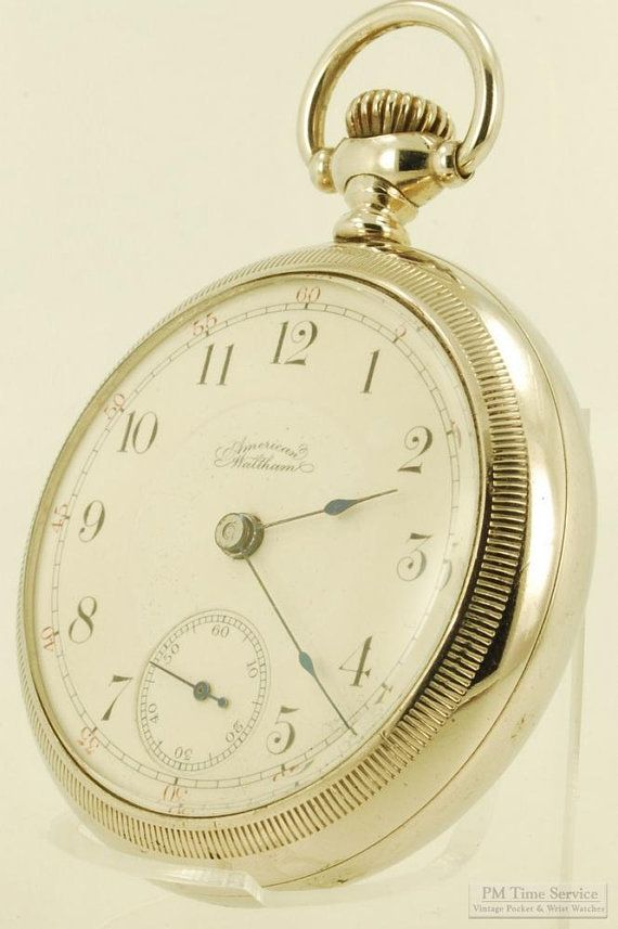 0aedfe071a1 Waltham vintage pocket watch