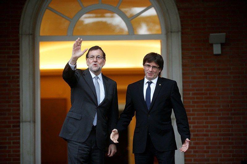 El referendum soberanista en Cataluña se celebrará el próximo 1 de octubre