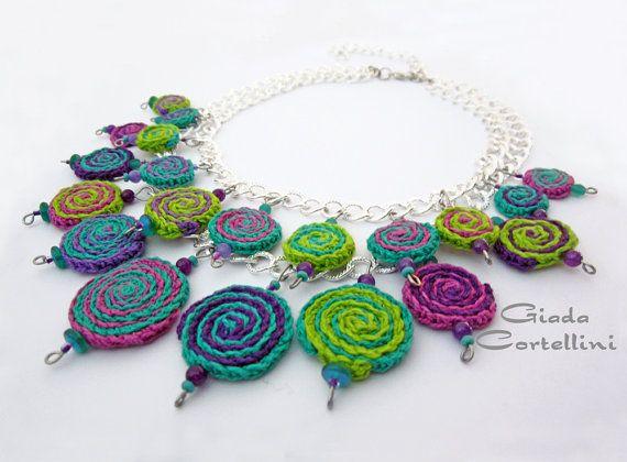 cortellini rev fiber necklace