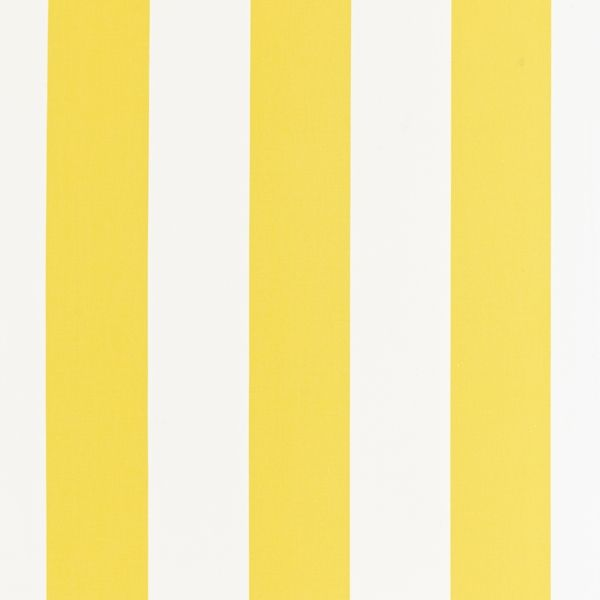 Schumacher- Geyer Stripe in Sunshine
