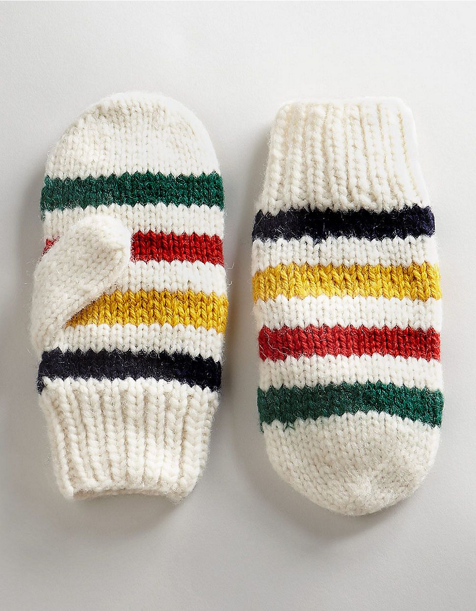 9406d84d95f Multi-Coloured Wool Mittens