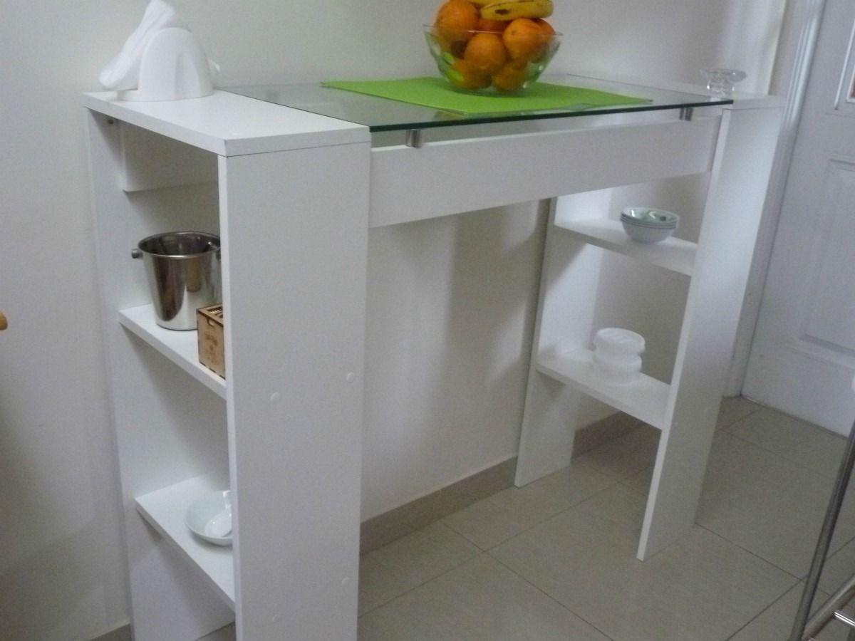 Mesa para la cocina comedor separador desayunador for Desayunador para cocina