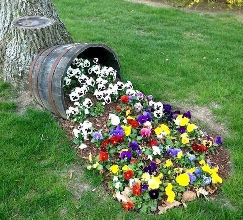 Photo of 37 Wonderful Front Yard And Backyard Landscaping Ideas For Spring   #landscaping #garden