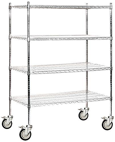 36 Wide Extra Deep Wire Shelving Ifa046 By Alera 193 62 36 Wide Extra Deep Wire Shelvingbyalera Trusted 20 Years Exper Wire Shelving Alera Shelving Unit
