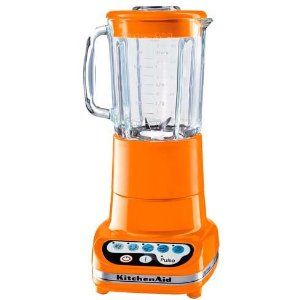 kitchen aid blenders cabinets direct blender in orange my pinterest