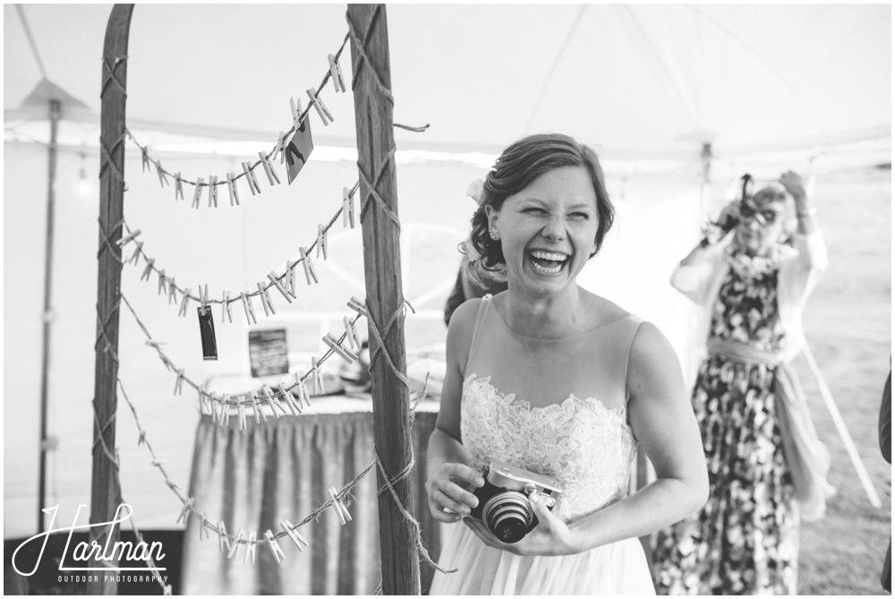 Sun Mountain Lodge Rustic Wedding Reception Winthrop Photographer Image By Hartman Outdoor Photography