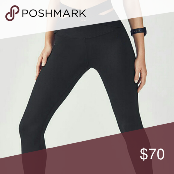 b320fbdf0433a0 Fabletics X Demi Lovato High Waisted Legging Jordana High Waisted Legging  that features: - Moisture wicking compression fabric - All way stretch -  Internal ...