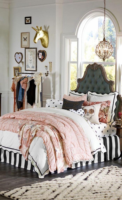 dco chambre ado fille comment dcorer sa chambre mur dcor de multiples objets tableaux
