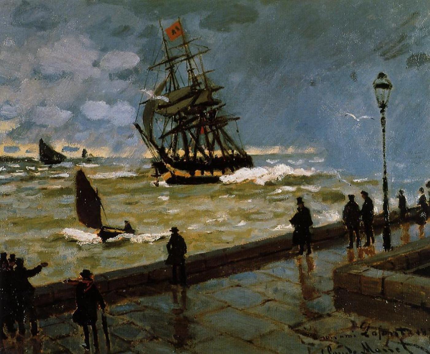Claude Monet(FRA) クロード・モネ(仏)【2019】 | モネ、印象派、クロードモネ