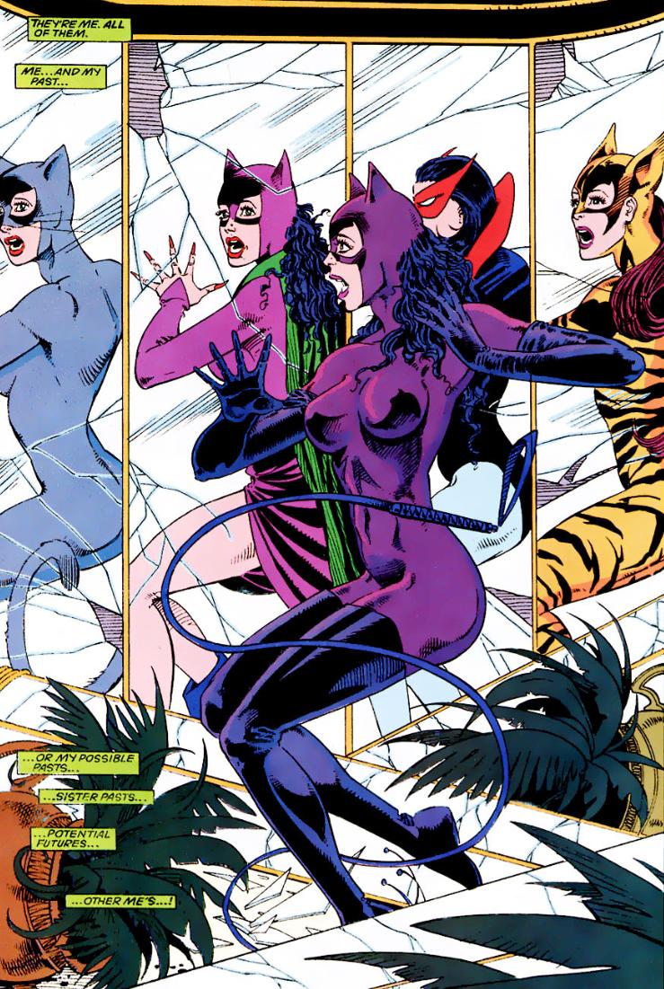 (Catwoman v2 #14)