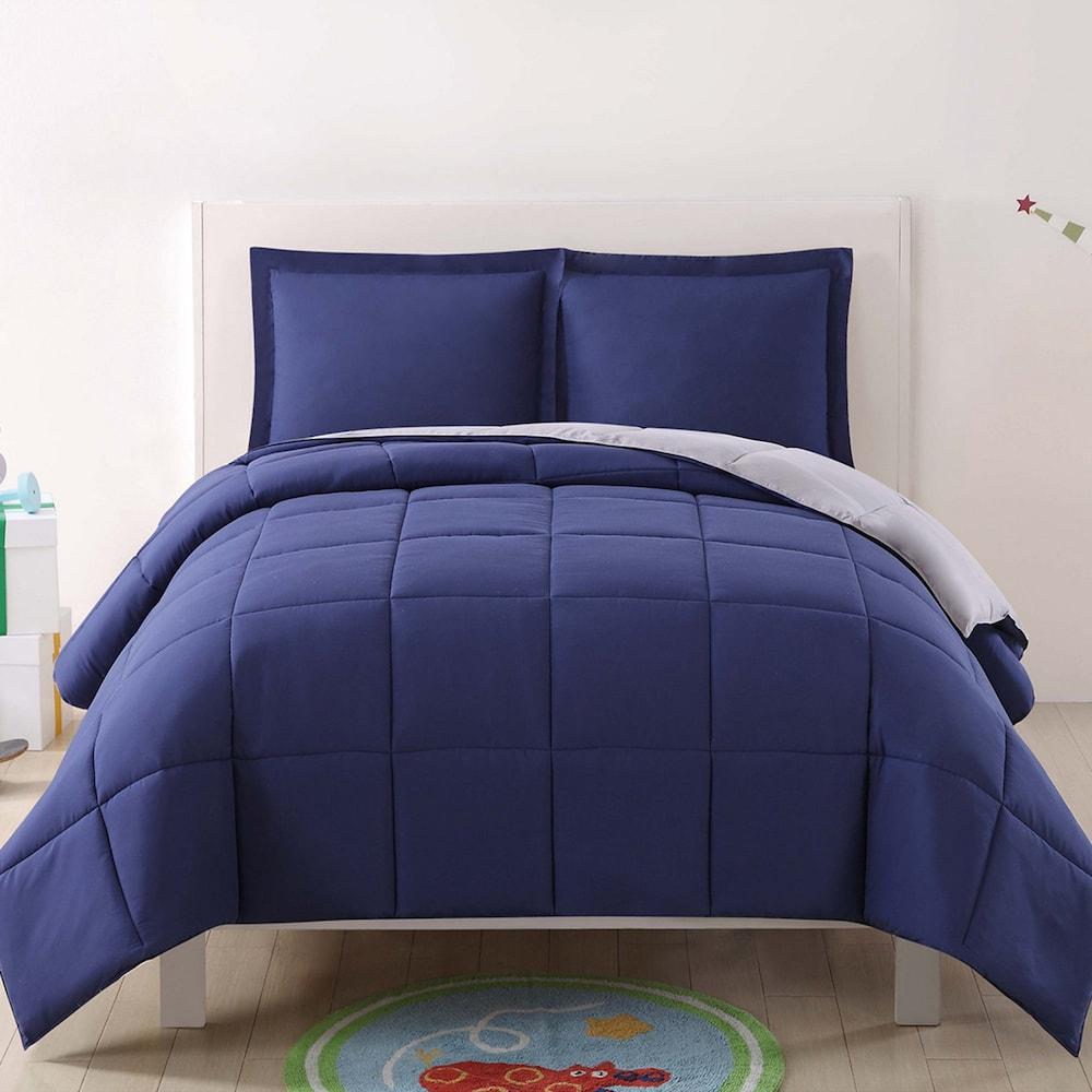 My World Kids Solid Comforter Set Comforters Comforter Sets