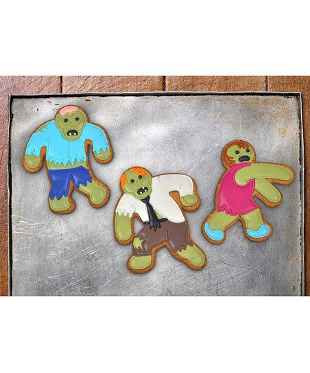 Fred & Friends Undead Fred Cookie Cutter - Set of Three | zulily