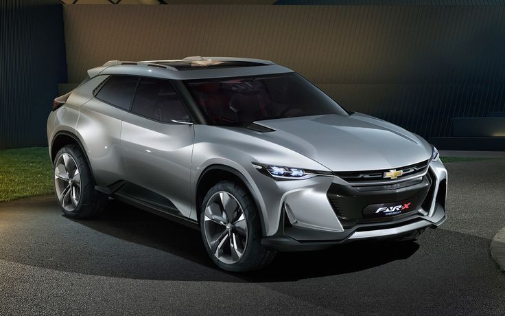 Chevrolet FNR-X Concept, 2017 car, 4k, Silver car wallpaper – #4k #Car #Chevrole…