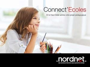 Les offres Internet Satellite Connect'Ecoles de Nordnet