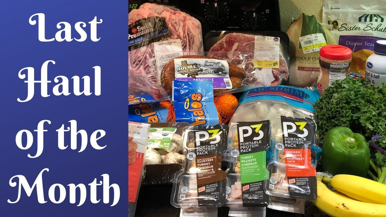 Kroger And Randall S Grocery Haul Great Deals Prices Shown Grocery Haul Kroger Grocery