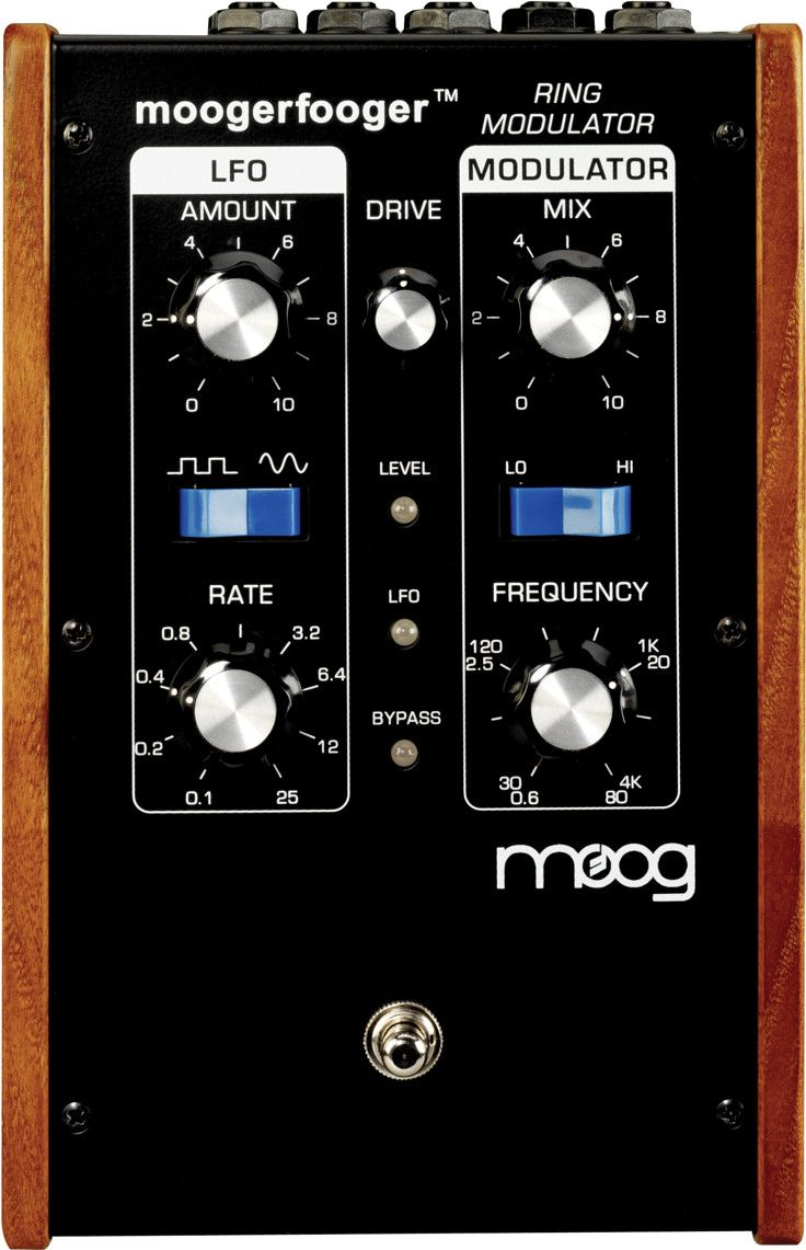 moog moogerfooger mf 102 ring modulator pedal instruments and gear pedalboard guitar. Black Bedroom Furniture Sets. Home Design Ideas