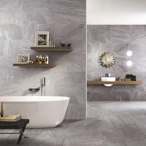 Cotto 2014 Italia Tile Collection Bathroom Decor Grey Room Interior