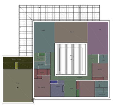 Modèle de maison Maison PRO-eco® PATIO -  Retrouvez tous les types - modele de construction maison