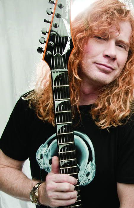 Dave Mustaine Photo - Yahoo Bildesøkresultater