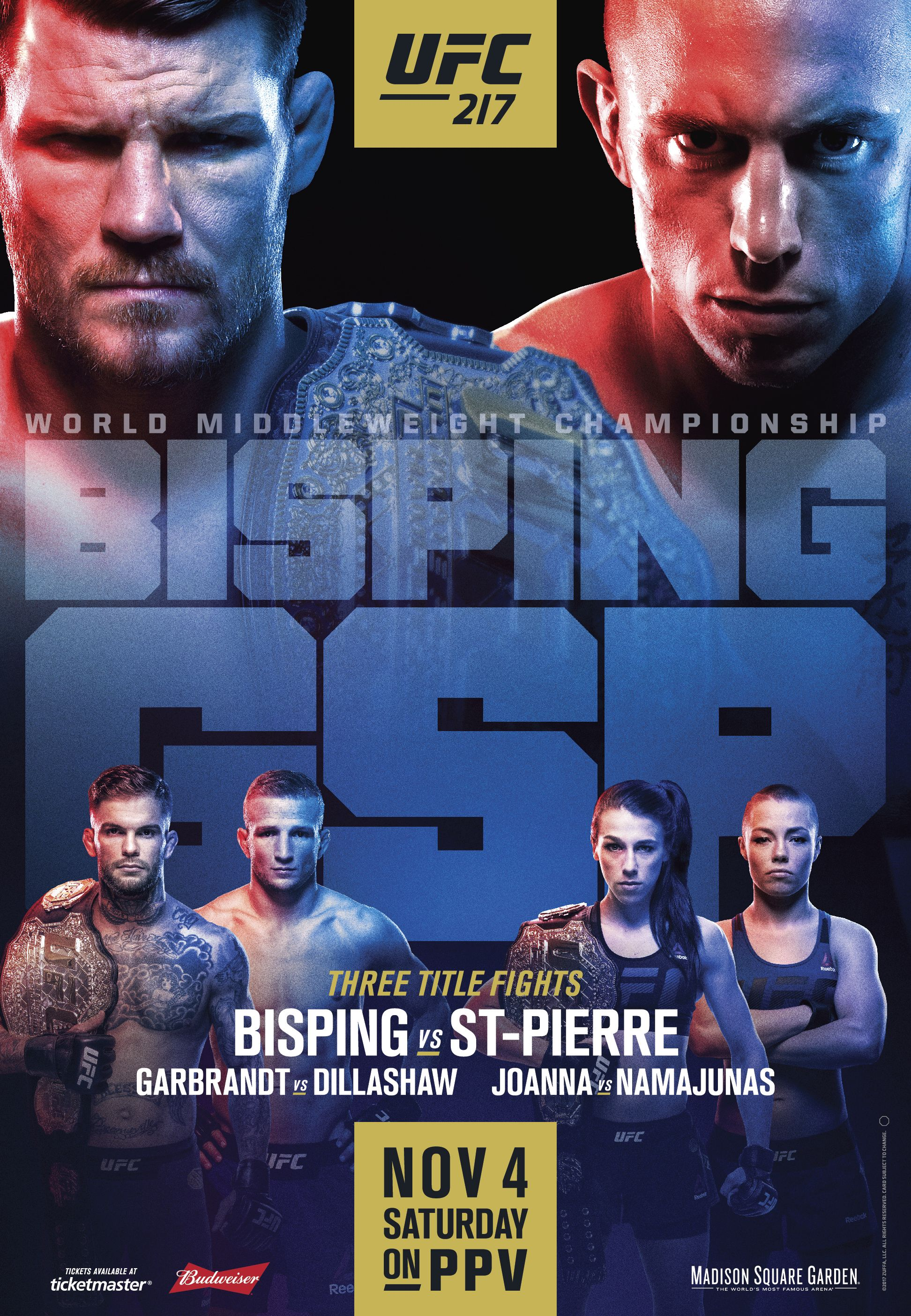 Ufc 217 At Venusloungeoc Saturday November 4 2017 Cover Charge Starts 4pm Free Buffet 7pm With Paid Admission Entertainers A Artes Marciais Mistas Ufc Mma