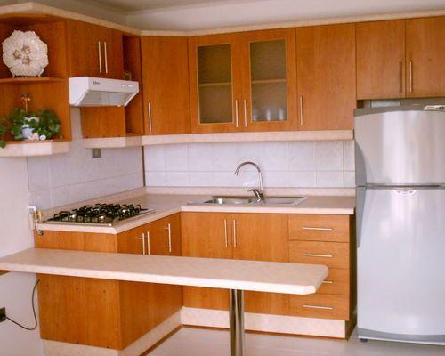 Resultado de imagen para gabinetes peque os de cocina for Decoracion de gabinetes de cocina