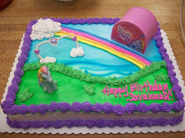 The My Little Pony Cake Cake Decorating Pinterest Pony Cake