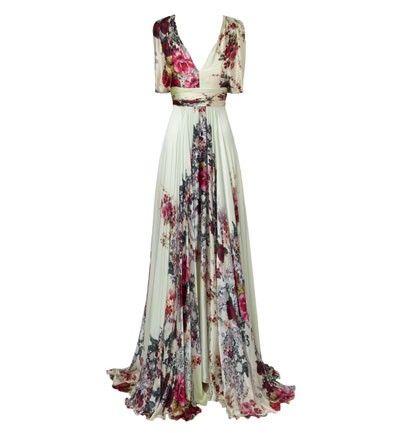 Tendencias: Vestidos largos XXL primavera-verano 2011 - Estila Estilo