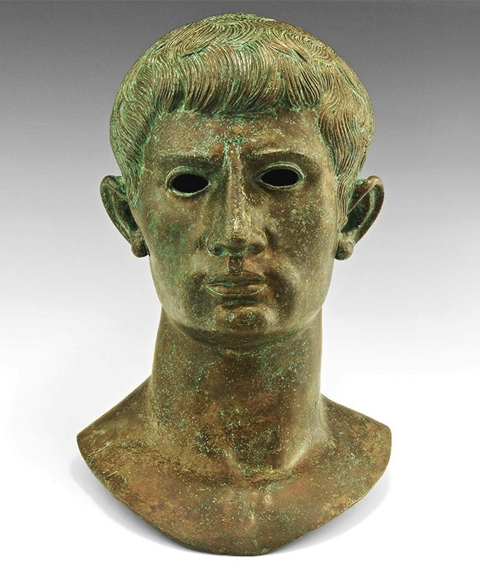 Coins Ancient Roman Gaius Caligula As 1st Century Ad Ancient