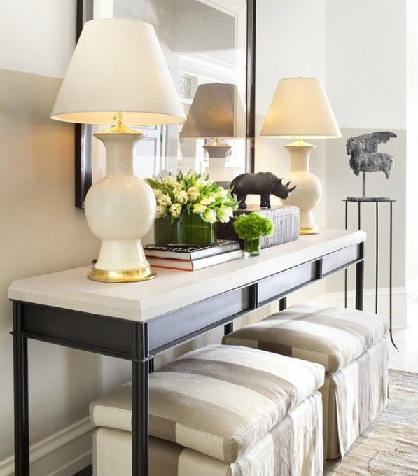 Amazing Top 20 Console Tables For A Modern Entryway Http://deconewyork.net/