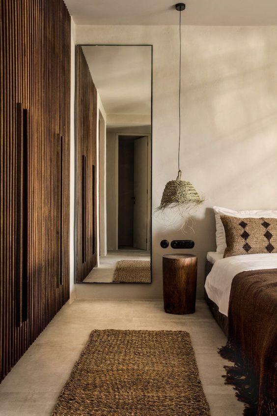 Photo of Schlafzimmer Interior Design Brown – Dieses Design mit einem Schlafzimmer ist thematisch braun. Fast alles in diesem Raum ist braun. #bedroominteriordesignbrow #bedroom_interior_design_brow #bedroominteriordesign #bedroom_interior_design #bedroom #bedroomdesign #bedroomideas #bedroomdecor
