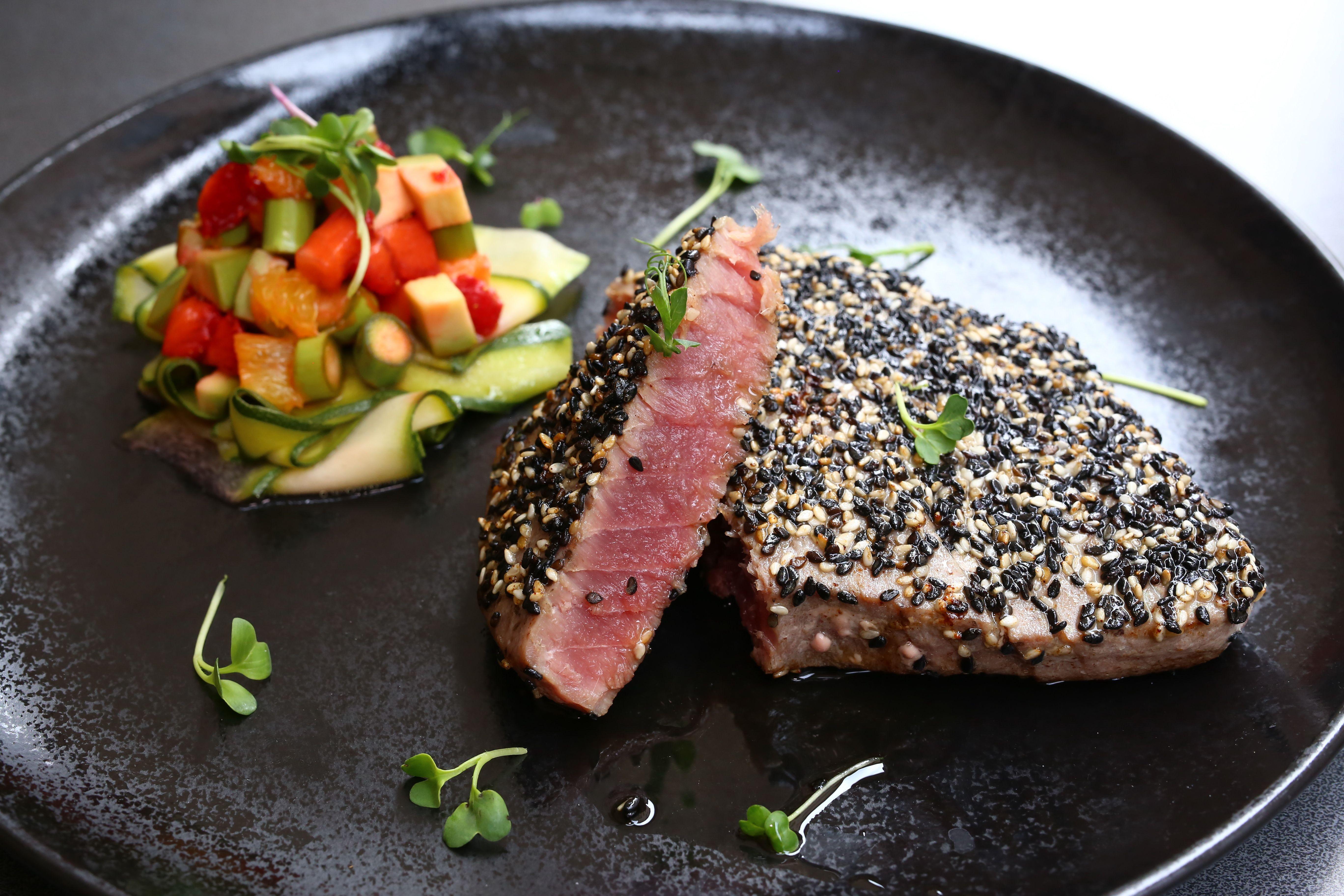 Fresh Tuna Steak Fresh Freshtuna Steak Tunasteak Staripisker Celje Slovenia Food Foodie Nom Food Tuna Steak