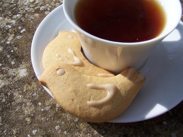 #Double-#Vanilla-#Biscuits