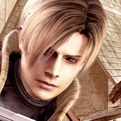 Pin De Kyan Em Kennedy Resident Evil Sarada Uchiha Personagens