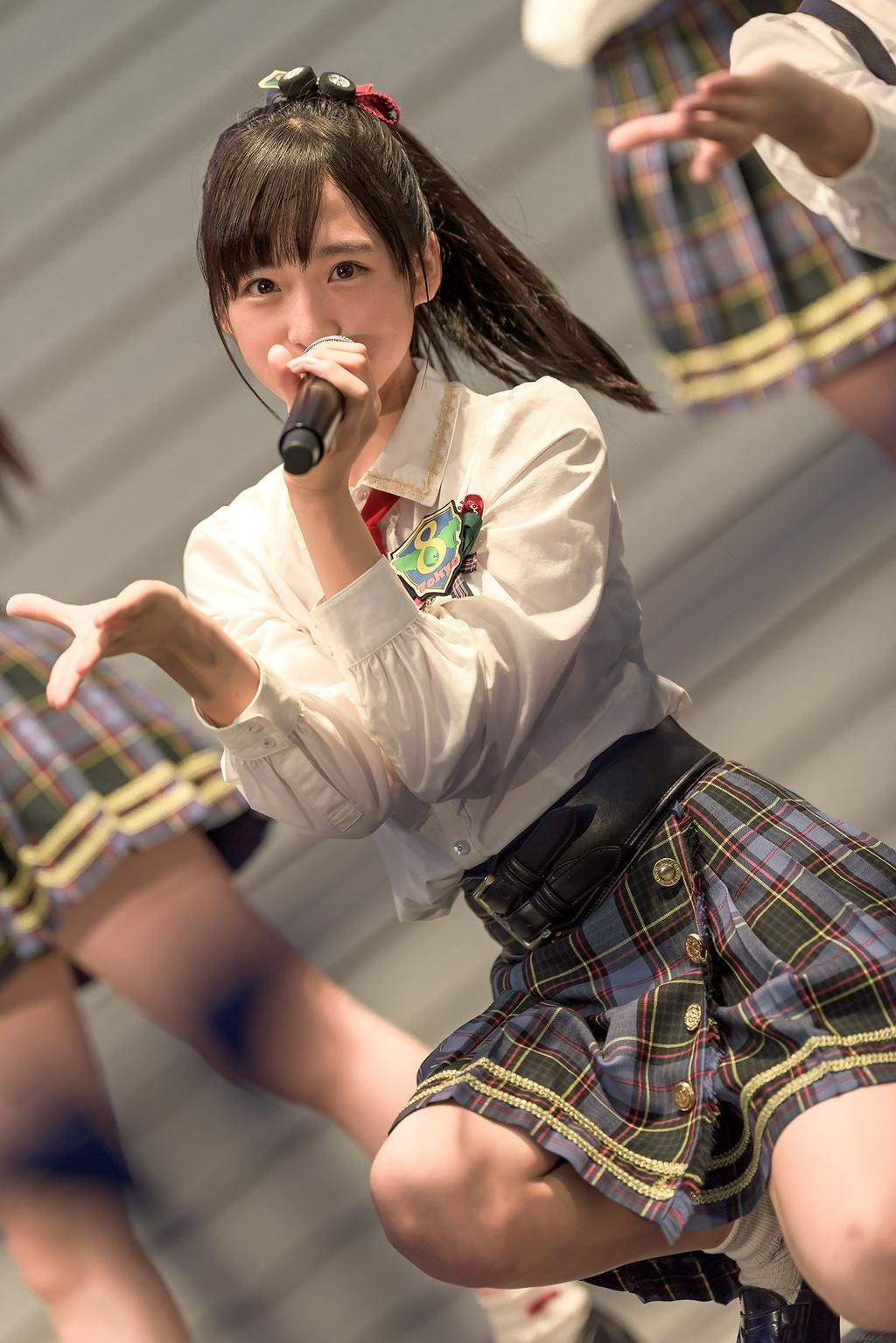 "AKB48 チーム8 エロ画像 ""【AKB48】チーム8の小栗有以ちゃんめっちゃ可愛くね??【画像有り】 - http://t.co/RCuKiWBweO"""