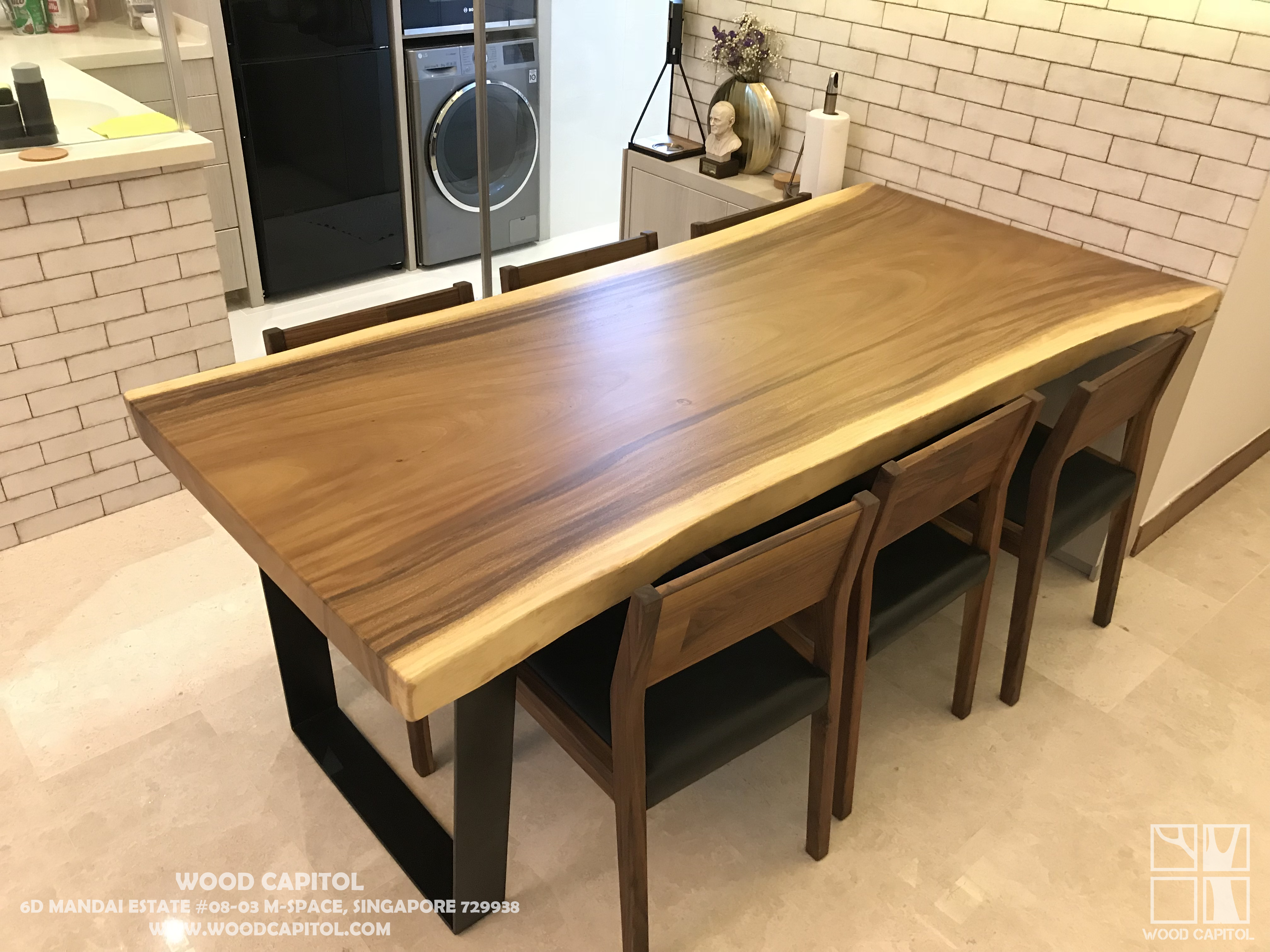 Suar Wood Suar Wood Singapore Suar Wood Table Wooden Table Solid