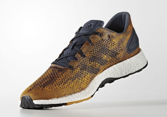 7122c92095d5c Adidas Pure Boost DRP Tactile Yellow